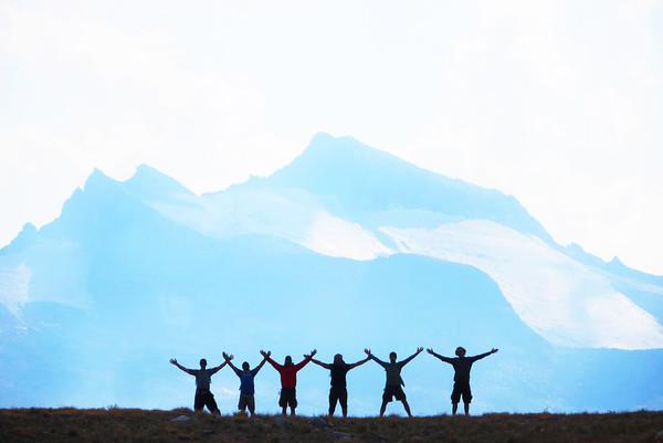 Lyell Glacier: Sep18-21, 2014