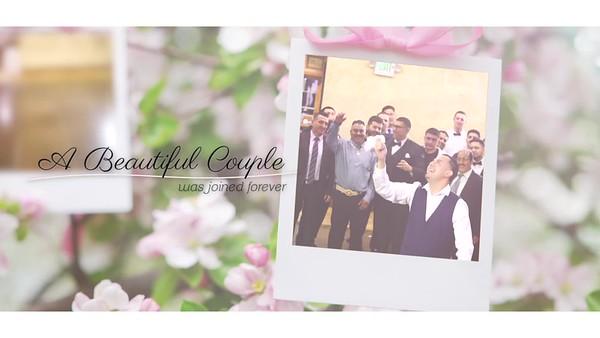 Cassandra & Rene Wedding Day