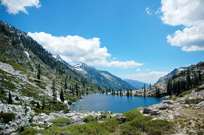 2006 - Backpacking Trinity Alps