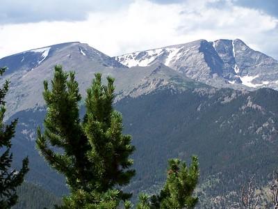 Rocky Mountain Nat Park Colorado