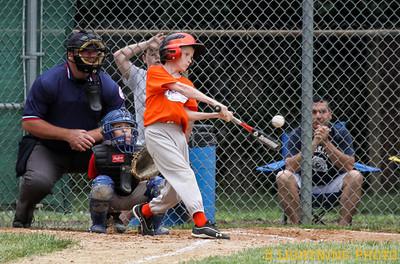 6/18 Juniors Cardnals vs Tigers
