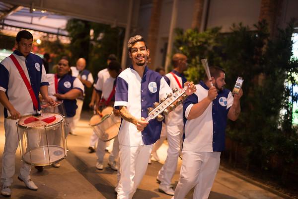SalesForce Ohana - Escola de Samba