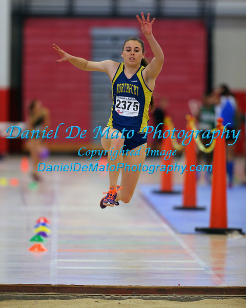 Suffolk County Track at SCCC 2-1-14