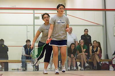 2010-02-27 Kristine So (Notre Dame) and Violetta Shubayeva (Drexel)