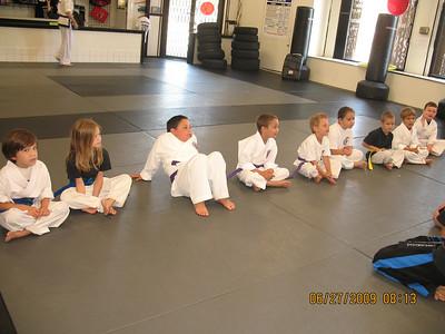 6-27-2009 Board Breaking