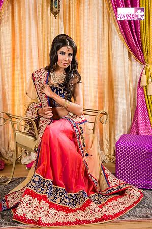 ViBha in Indian Weddings Magazine!
