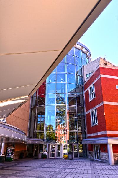 Drinko Library-Exterior Oct. 2015 Rick Haye