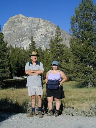 Dog Lake and Lembert Dome July 2001