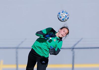 Girls Varsity Soccer vs Roosevelt 012621