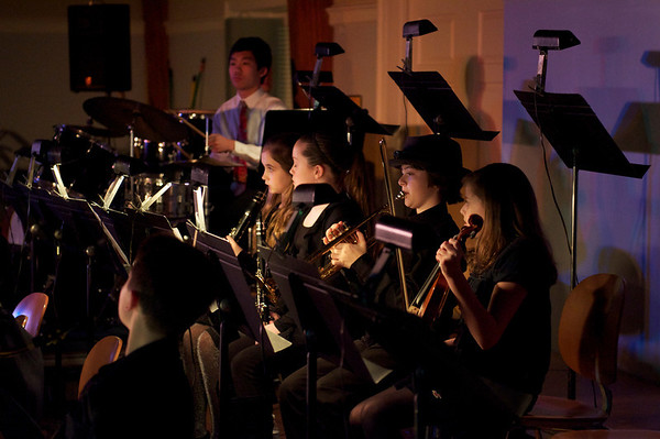 Jazz Cabaret, Lower School