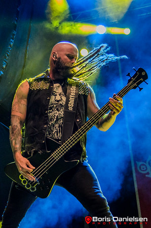 Five Finger Death Punch @ Norway Rock Festival 2016.