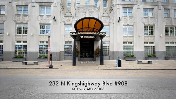232 N Kingshighway Blvd #908