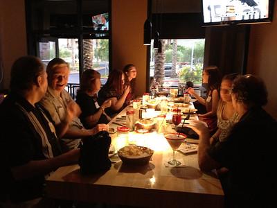 Phoenix Happy Hour - 9.27.12