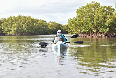 9AM Heart of Rookery Bay Kayak Tour - Rogers, Gagnaire & Breithaupt