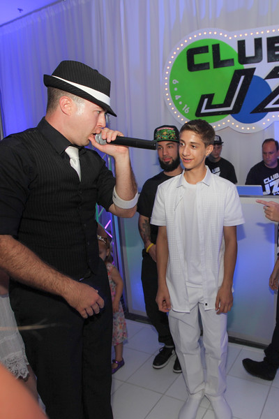 Jeremy's Bar Mitzvah Party