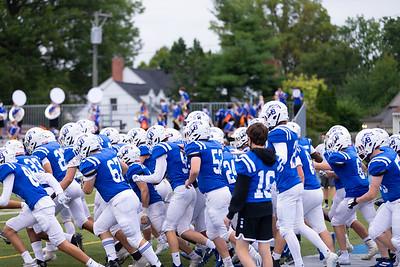 Varsity Football vs Buckeye Valley