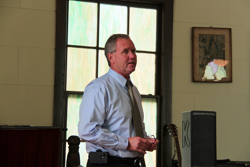 Dan Smoot is CEO of Operation Unite a 30 county Kentucky organization to fight illegal drugs