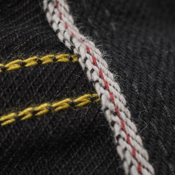 IHSH-166 - Superblack 12oz Selvedge Denim CPO Style Western Shirt-6231.jpg