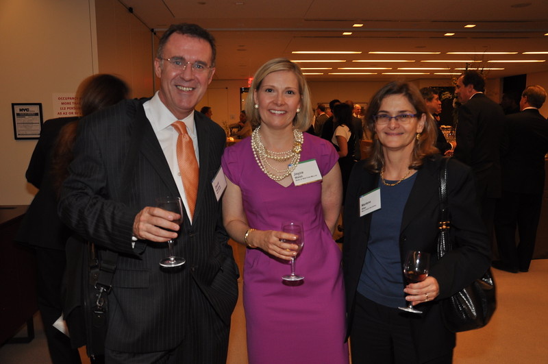 Orrick's 150th Anniversary celebration in the New York office on October 3, 2013.  PHOTO BY: Cynthia Carris Alonso http://www.photosolutionsnyc.com/
