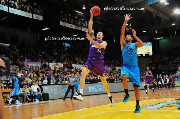 Sydney Kings vs NZ Breakers 27-12-15