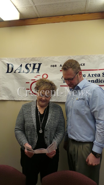 04-28-14 NEWS DASH donation