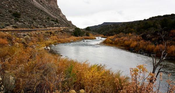 New Mexico: Low Road to Santa Fe