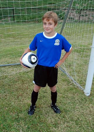 Matt Meeks soccer A-Team