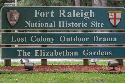2019 Fort Raleigh National Historic Site - NC