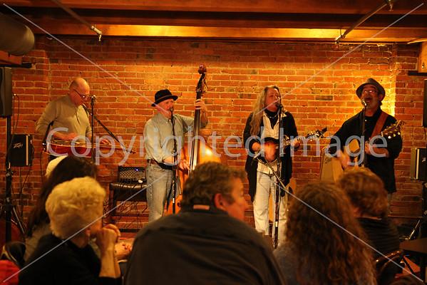 McGovern Stringband at Crescent Moon 1/18/2013