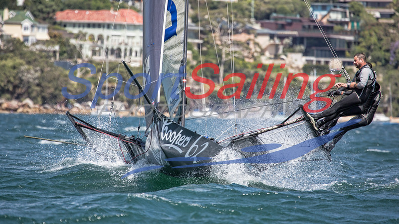 Skiffs NSW Championships 2016