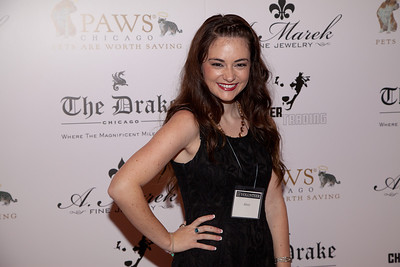 2012 PAWS Chicago Fur Ball (Axxis Print)