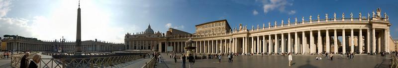 Rome - St. Peter's Square
