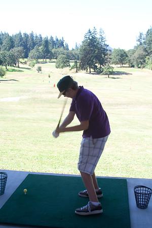 20100710 Sophie Golf Lessons