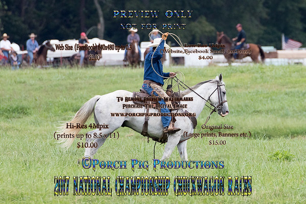 2017 Thursday Pasture Roping