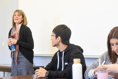 International student panel