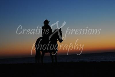 2012 Beach Ride Sunrise Thursday