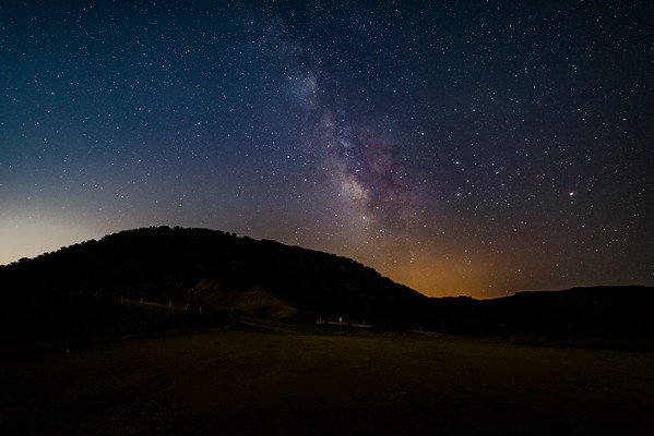 Milky Way - Malibu