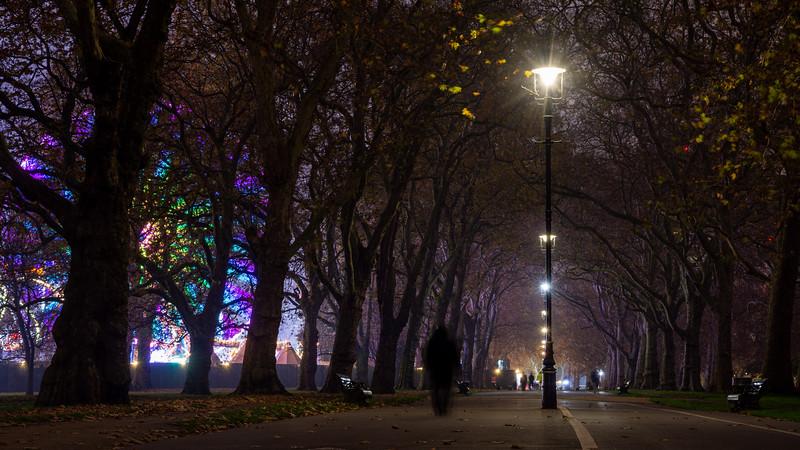 Hyde Park Broadwalk