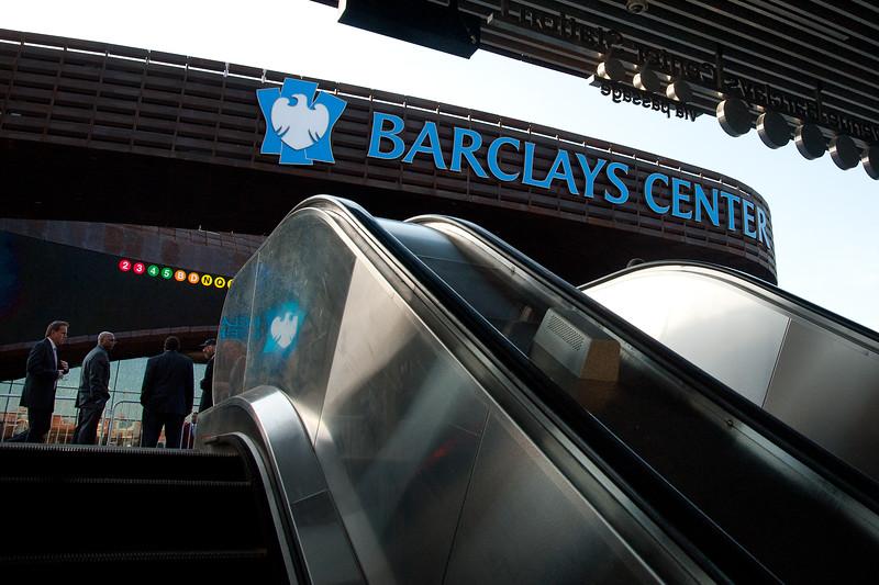 Barclays Center, Atlantic Avenue