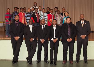 7 Leaders 7 Scholars Tie Program