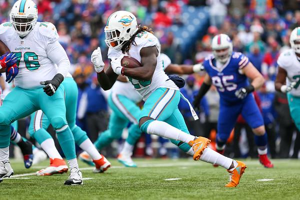 Miami Dolphins v. Buffalo Bills 12-24-16