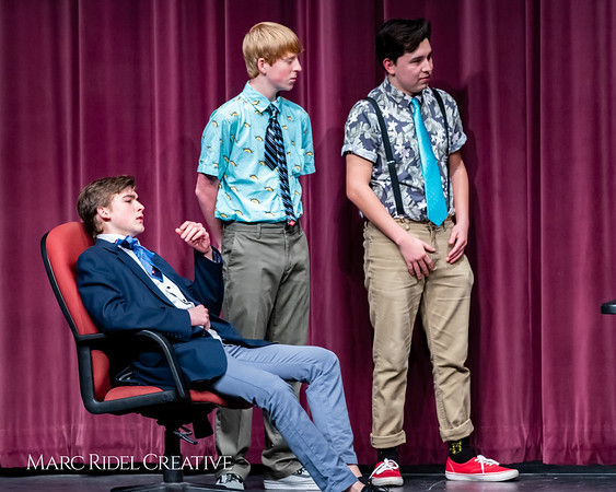 BroughtonStudent Directed One Acts. February 13, 2019. 750_6803
