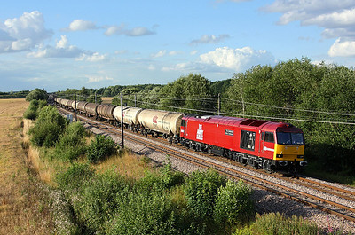 ECML - Gateforth to Ryther