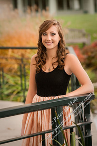 Fall Senior portraits with Alicia G
