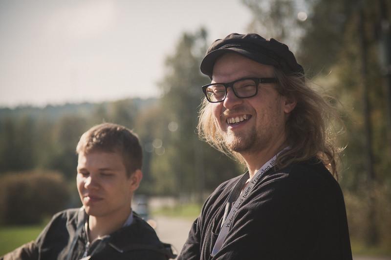 Photo: Antti Pärnänen  Sunnuntai 7.9.2014
