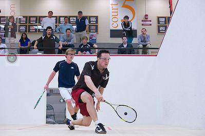 2012-02-17 Jay Dolan (Middlebury) and Kyle Ogilvy (St. Lawrence)