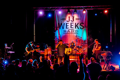 JJ Weeks Band 2018