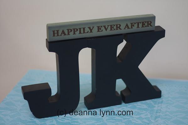 2011 - 4/22 Kim & Jeremy's Wedding