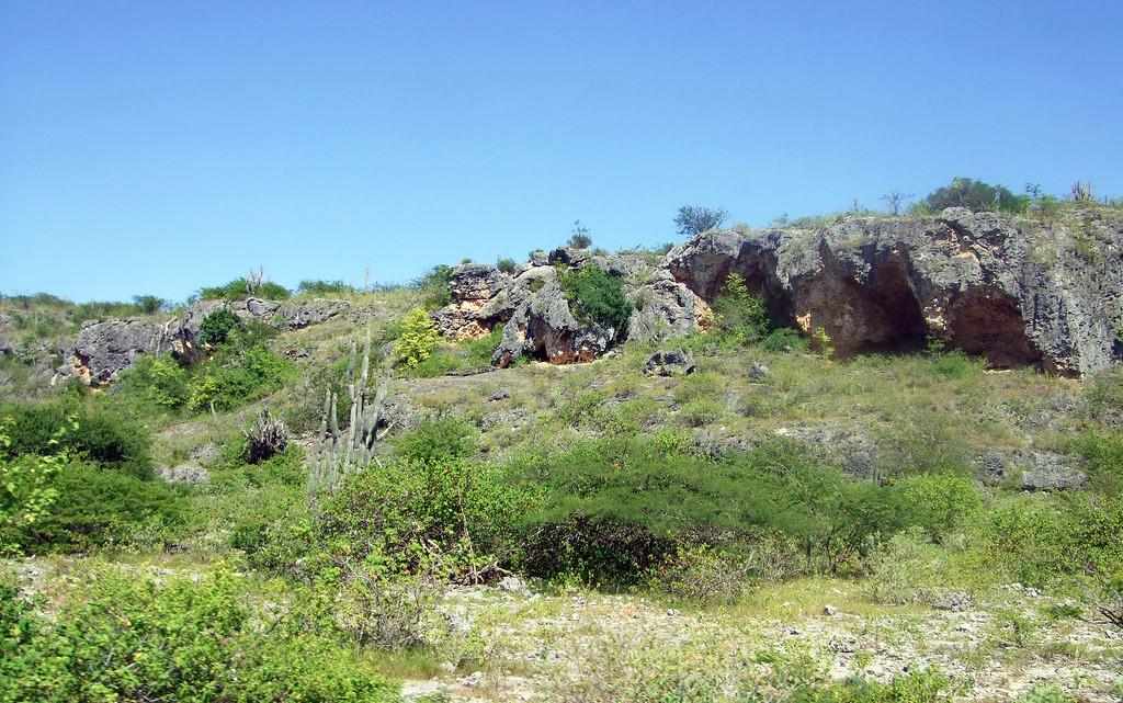 Caves in Bonaire