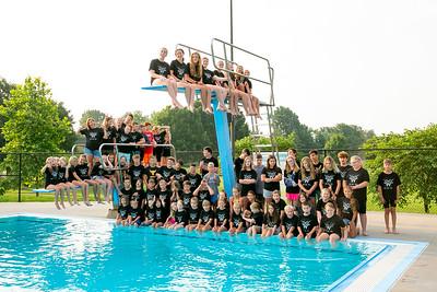 Willard Swim Team 2021